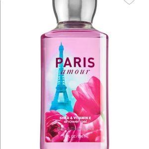 Bath and Body Works Paris Amour body Wash